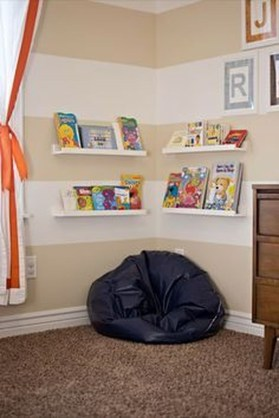 Perfect Kids Room Design Ideas That Suitable For Two Generations 15