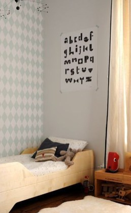 Perfect Kids Room Design Ideas That Suitable For Two Generations 17