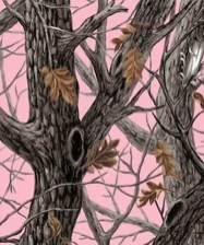 Sophisticated Pink Winter Tree Design Ideas That Looks So Cute 02