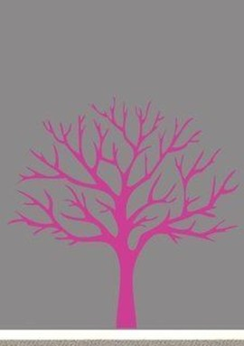 Sophisticated Pink Winter Tree Design Ideas That Looks So Cute 16