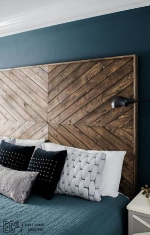 Stylish Diy Bedroom Headboard Design Ideas That Will Inspire You 12