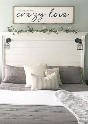 Stylish Diy Bedroom Headboard Design Ideas That Will Inspire You 26