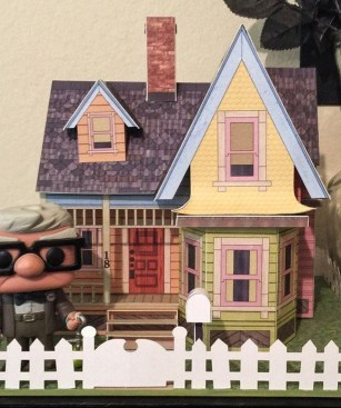 Amazing Pixar Up House Design Ideas Created In Real Life And Flown 17