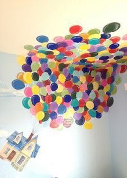 Amazing Pixar Up House Design Ideas Created In Real Life And Flown 18