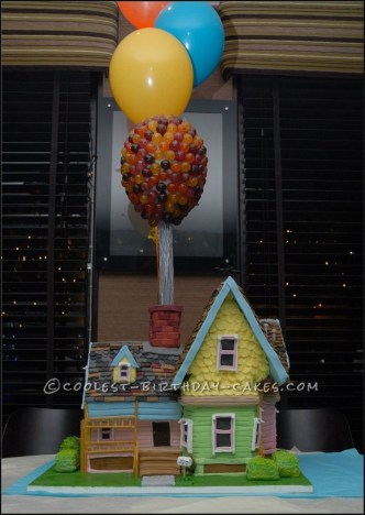 Amazing Pixar Up House Design Ideas Created In Real Life And Flown 25