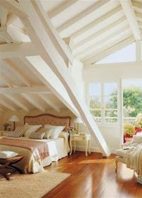 Beautiful Attic Room Design Ideas To Try Asap 25