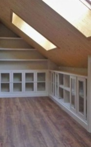Beautiful Attic Room Design Ideas To Try Asap 31
