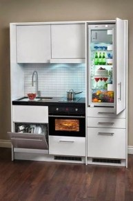 Best Tiny Kitchen Design Ideas For Your Small Space Inspiration 20