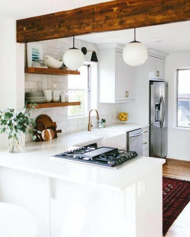 Best Tiny Kitchen Design Ideas For Your Small Space Inspiration 40