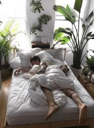Brilliant Bedroom Design Ideas With Nature Theme 26