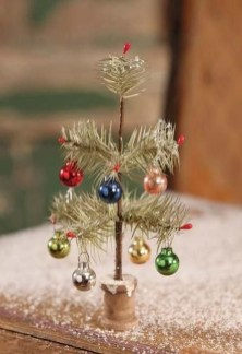Delicate Tiny Winter Trees Design Ideas That You Should Try 30