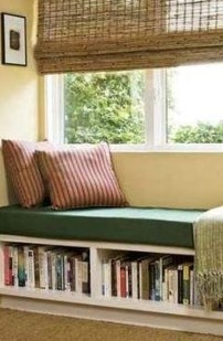 Enchanting Reading Nooks Design Ideas That You Need To Try 07