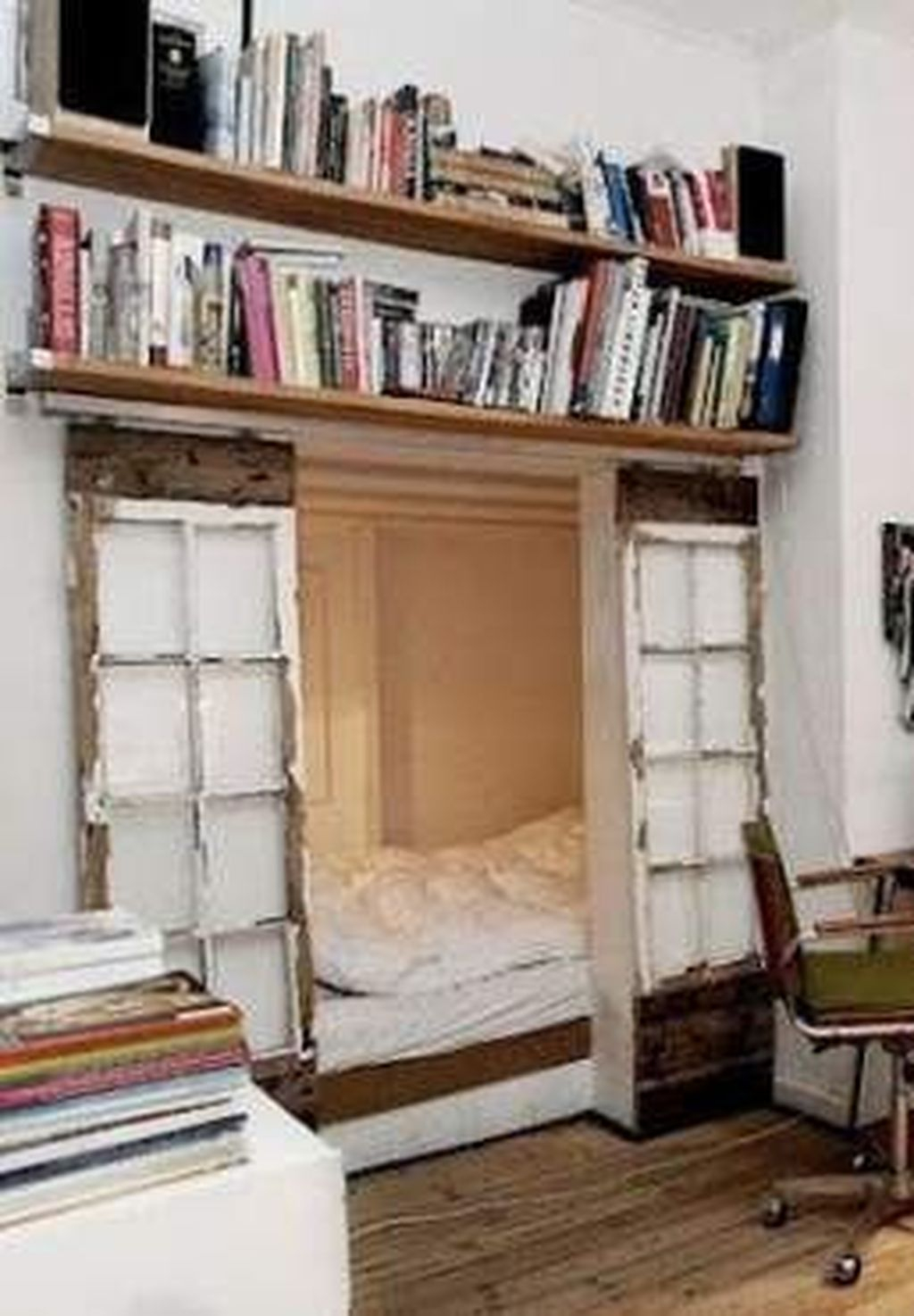 Enchanting Reading Nooks Design Ideas That You Need To Try 23