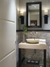 Fabulous Bathroom With Wall Brick Decoration Ideas To Try Asap 09