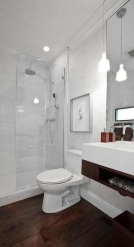 Fancy Wood Bathroom Floor Design Ideas That Will Enhance The Beautiful 13