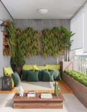 Fantastic Balcony Garden Design Ideas For Relaxing Places To Try 15