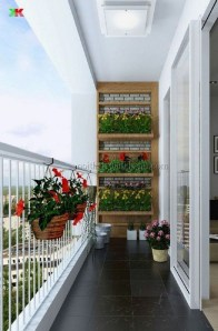 Fantastic Balcony Garden Design Ideas For Relaxing Places To Try 31