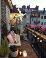 Fantastic Balcony Garden Design Ideas For Relaxing Places To Try 41