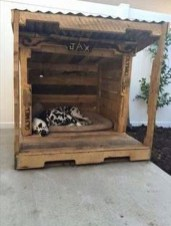 Interesting Outdoor Dog Houses Design Ideas For Pet Lovers 01
