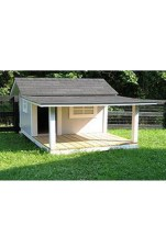 Interesting Outdoor Dog Houses Design Ideas For Pet Lovers 02