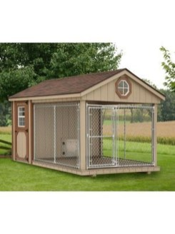 Interesting Outdoor Dog Houses Design Ideas For Pet Lovers 10