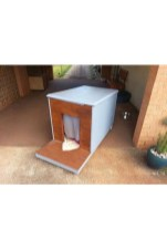 Interesting Outdoor Dog Houses Design Ideas For Pet Lovers 11