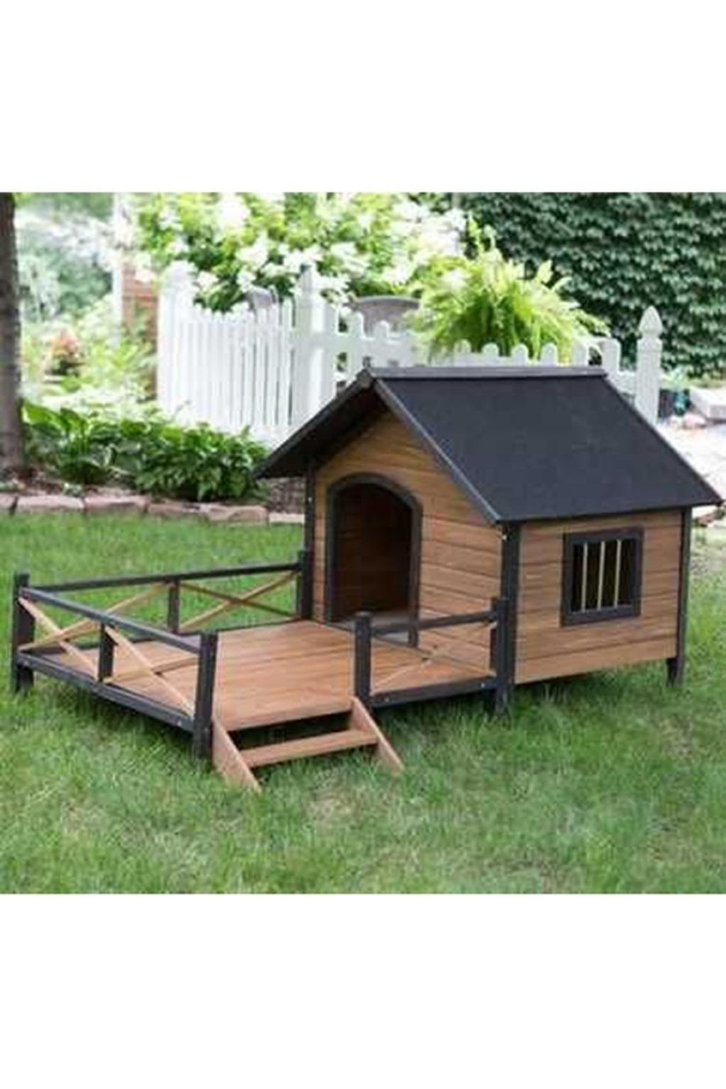 Interesting Outdoor Dog Houses Design Ideas For Pet Lovers 18