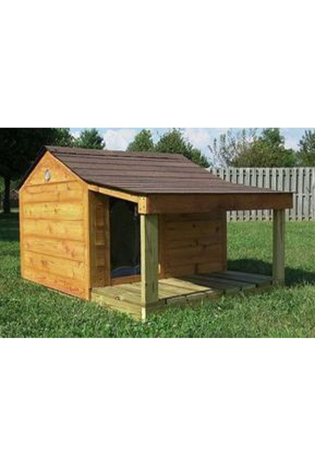 Interesting Outdoor Dog Houses Design Ideas For Pet Lovers 29