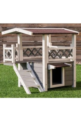 Interesting Outdoor Dog Houses Design Ideas For Pet Lovers 34
