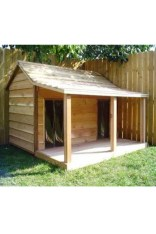 Interesting Outdoor Dog Houses Design Ideas For Pet Lovers 36