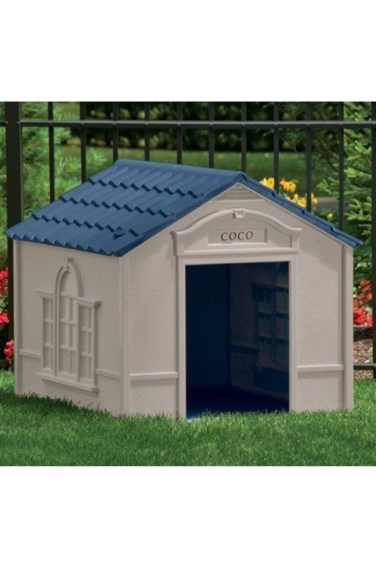 Interesting Outdoor Dog Houses Design Ideas For Pet Lovers 38