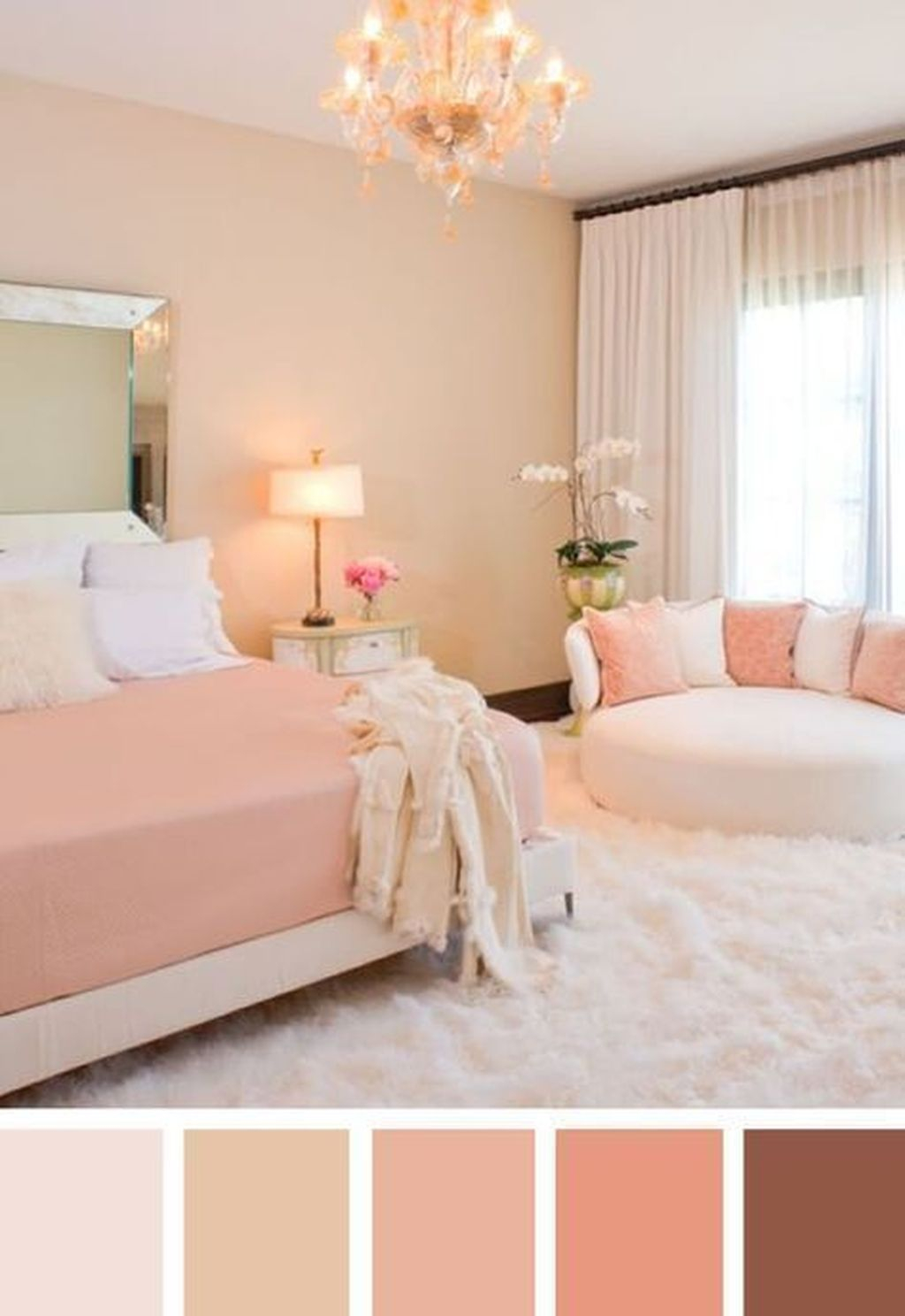 Marvelous Bedroom Color Design Ideas That Will Inspire You 23