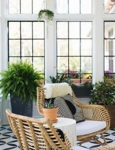 Perfect White Sunroom Design Ideas That Look So Awesome 02