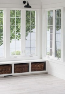 Perfect White Sunroom Design Ideas That Look So Awesome 13