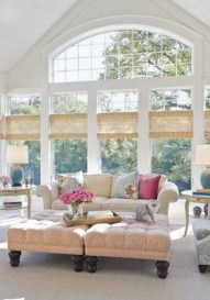 Perfect White Sunroom Design Ideas That Look So Awesome 41