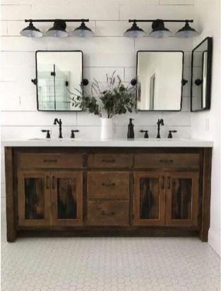 Popular Bathroom Vanities Design Ideas For Your Bathroom Inspiration 38
