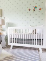 Relaxing Baby Nursery Design Ideas With Polka Dot Themes To Try Asap 04