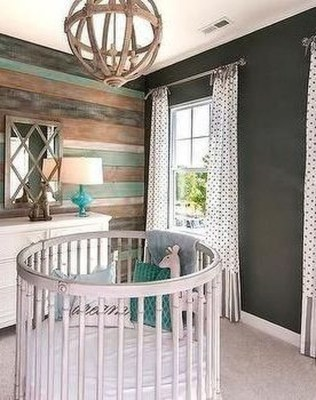 Relaxing Baby Nursery Design Ideas With Polka Dot Themes To Try Asap 16