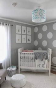Relaxing Baby Nursery Design Ideas With Polka Dot Themes To Try Asap 18