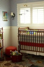 Relaxing Baby Nursery Design Ideas With Polka Dot Themes To Try Asap 23