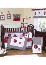 Relaxing Baby Nursery Design Ideas With Polka Dot Themes To Try Asap 36