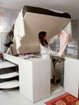 Superb Diy Storage Design Ideas For Small Bedroom 03