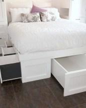 Superb Diy Storage Design Ideas For Small Bedroom 04