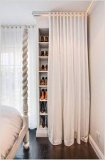 Superb Diy Storage Design Ideas For Small Bedroom 08