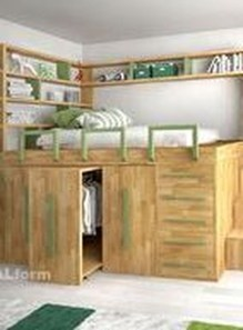 Superb Diy Storage Design Ideas For Small Bedroom 32