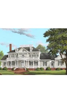 Top Traditional House Design Ideas With Lovely Style 02