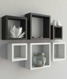 Unique Living Room Floating Shelves Design Ideas For Great Home Organization 05