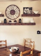 Unique Living Room Floating Shelves Design Ideas For Great Home Organization 15
