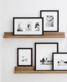 Unique Living Room Floating Shelves Design Ideas For Great Home Organization 18