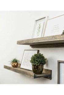 Unique Living Room Floating Shelves Design Ideas For Great Home Organization 19